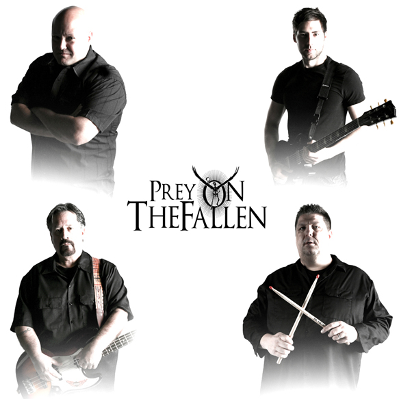 POTF Band Pic - Prey On The Fallen - Prey On The Fallen (Album review)