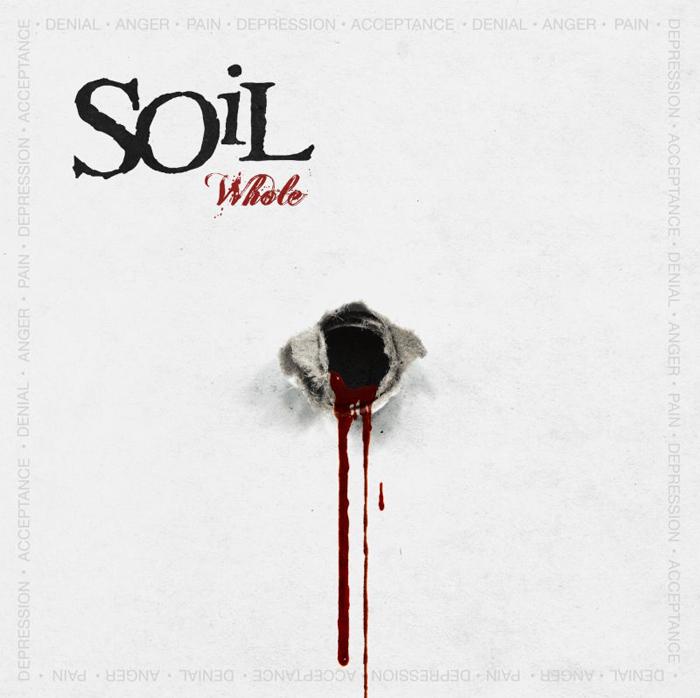 Soil album cover - Soil - Whole (Album review)