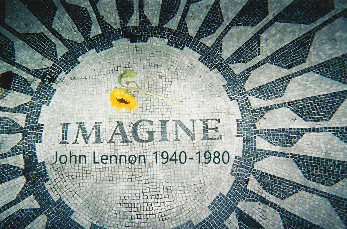 john lennon tribute 2 edited 1 - John Lennon 33 Year Memorial 12-8-13