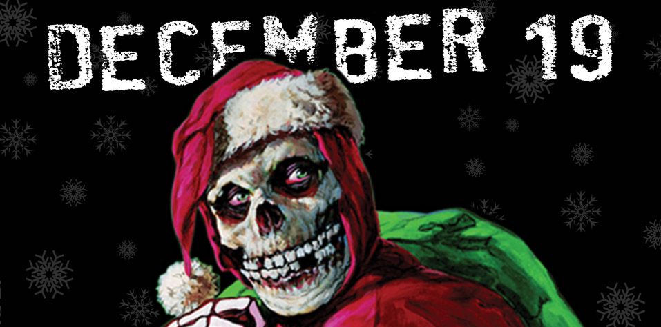 misfits cover 2 - Win a pair of tickets to the Misfits December 19th at The Emporium Patchogue, NY!