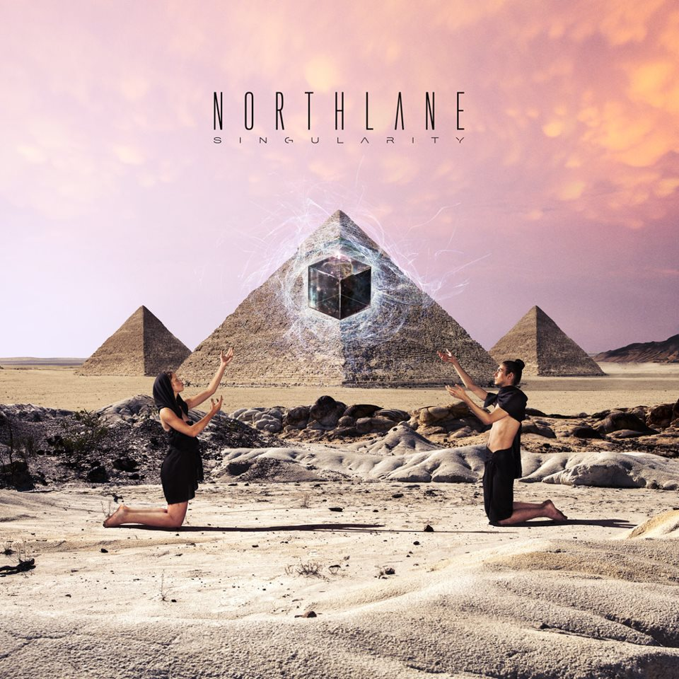 northlane album cover - Northlane – Singularity (Album review)