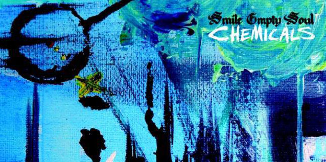 smile cover - Smile Empty Soul - Chemicals (Album review)