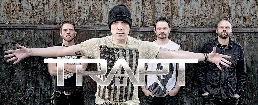 Interview - Chris Taylor Brown of Trapt - Cryptic Rock