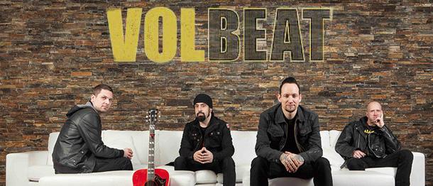 volbeat cover edited 1 - Interview - Jon Larsen of Volbeat