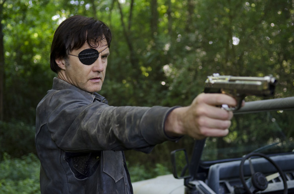 The Governor (David Morrissey) - The Walking Dead _ Season 4, Episode 8 - Photo Credit: Gene Page/AMC