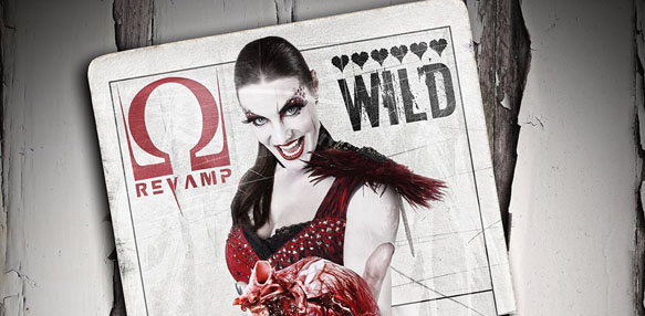 wild card1 - ReVamp - Wildcard (Album review)
