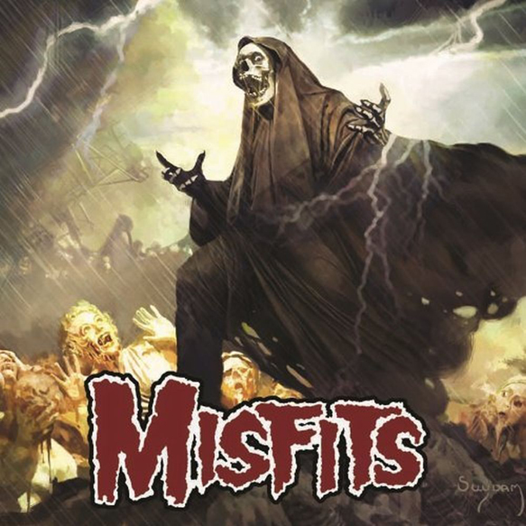 Misfits The Devils Rain Frontal - Interview - Jerry Only of the Misfits