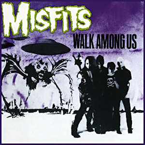 Misfits   Walk Among Us cover - Interview - Jerry Only of the Misfits