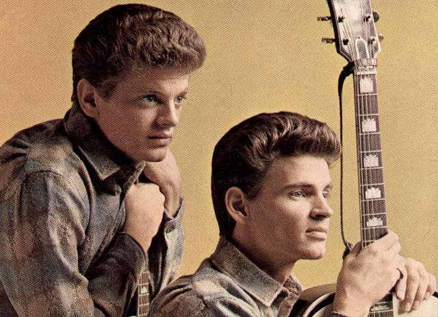 The Everly Brothers - Tribute to rock legend Phil Everly of The Everly Brothers (1939-2014)