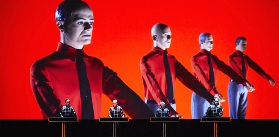 kraftwerk - Kraftwerk to take part in 3D Tour in 2014 including North America