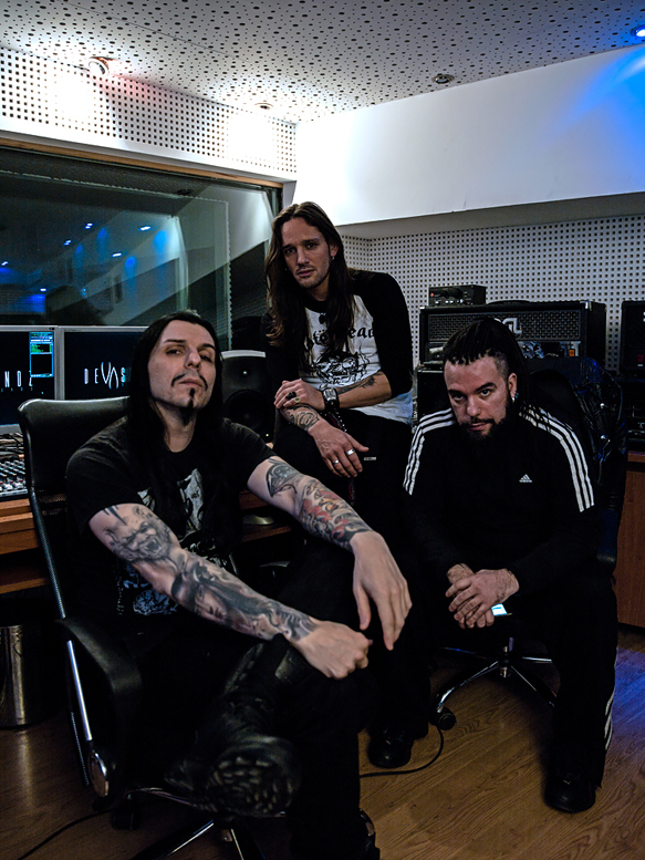 lowres Sf studio press v3 - Septicflesh Completes new album; Summer Release Expected