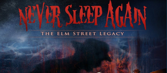 never sleep slide - Interview - Thommy Hutson, Daniel Farrands, & Andrew Kasch of the 'Never Sleep Again: The Elm Street Legacy' documentary