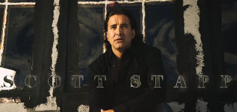 scot cover 2 - Win a pair of tickets to see Scott Stapp & Like A Storm at Irving Plaza, NYC April 2nd on Crypticrock.com!