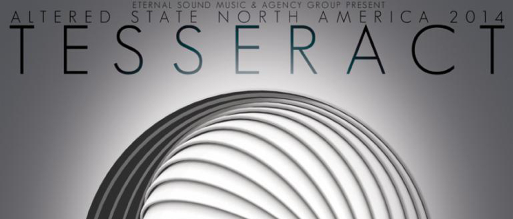 tesseractslide - TesseracT, Intronaut, & Cloudkicker announce North American Tour