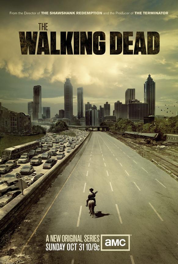 walking dead one sheet poster - Interview - Emerson Hart of Tonic