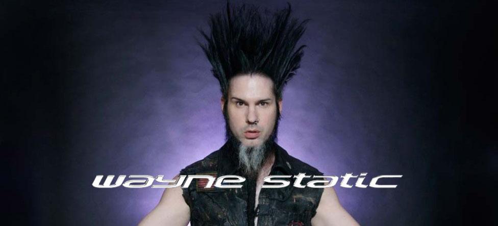 wayne static slide - Interview - Wayne Static of Static-X