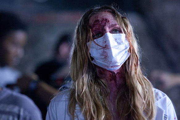 Still from Cabin Fever 3: Patient Zero