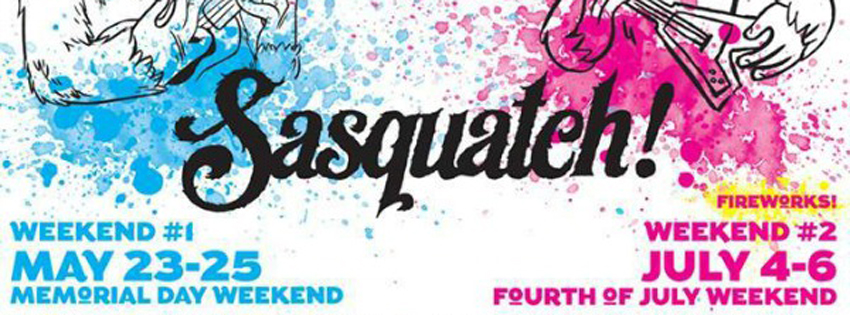 Sasquatch1 - Sasquatch! Festival to feature New Order, Soundgarden, Bob Mould, Queens of the Stone Age, and more