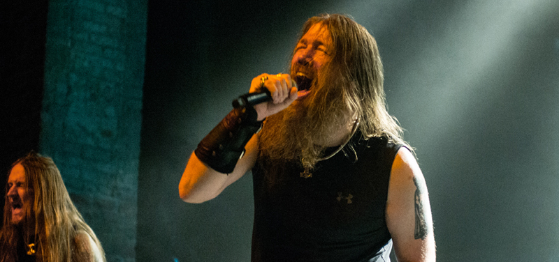 amon amarth slide - Amon Amarth, Enslaved, & Skeletonwitch defy the elements at The Paramount Huntington, NY 2-5-14