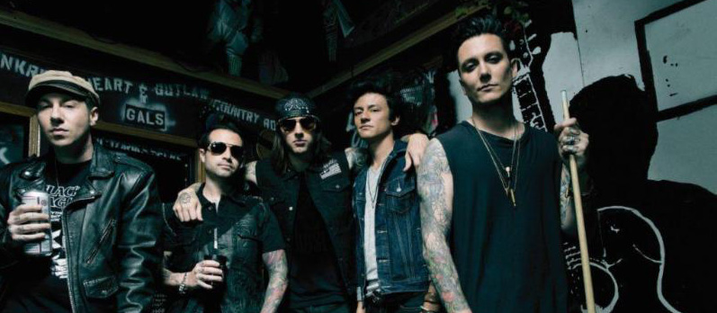 avenged - Avenged Sevenfold Announce Spring North American Headlining Tour