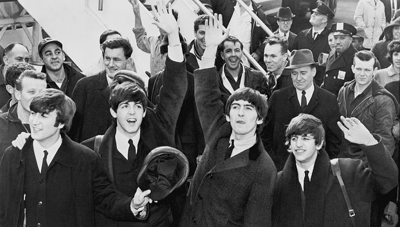 beatles slide - A Few Days In The Lives Of… A personal retrospective of The Beatles (Part two)