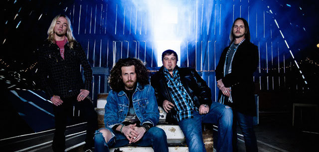 "black stone slide - Hear Black Stone Cherry's new single ""Me And Mary Jane"""