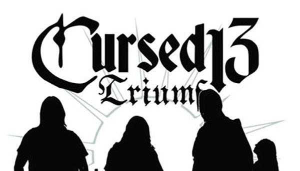 "curse 13 slide - CURSED 13 Release ""Death 'N' Roll"" Video"