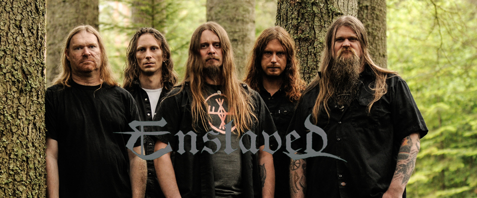 enslaved slide - Interview - Ivar Bjørnson of Enslaved