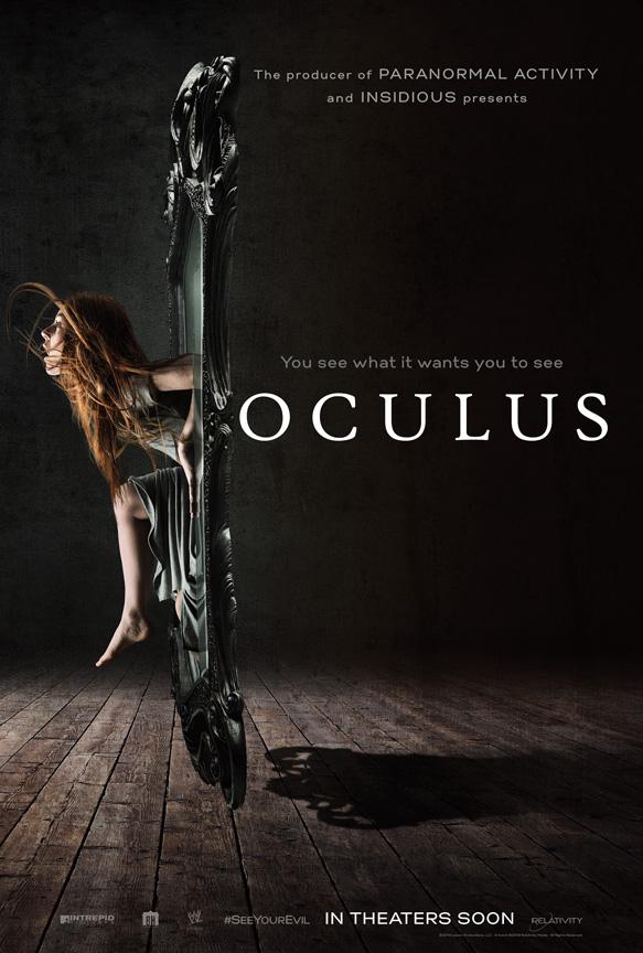 occulus - New horror film 'Occulus' unveils movie poster