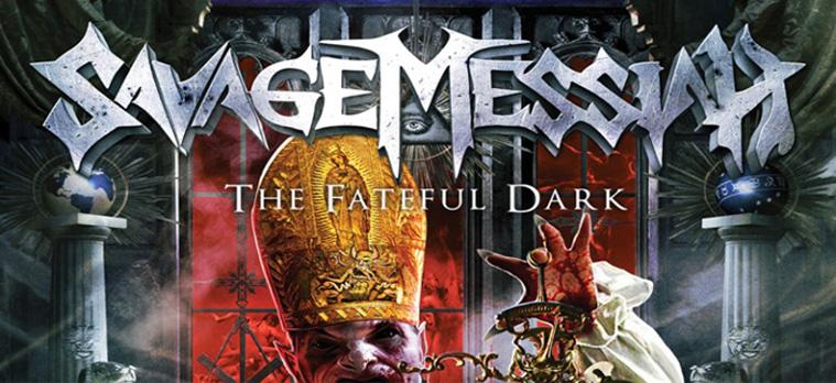 "savage slide - SAVAGE MESSIAH premieres new video for ""Hellblazer"""