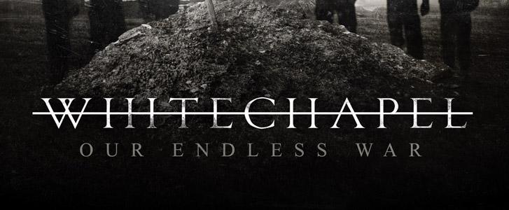 white chapel cover slide - WHITECHAPEL Brand New Album Announced. Track Listing and Album Artwork Revealed