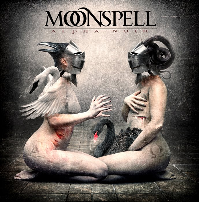 AlphaNoir - Interview - Fernando Ribeiro of Moonspell