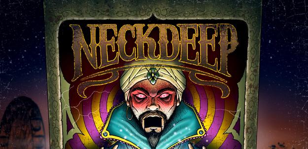 Neck Deep Wishful Thinking slide - Neck Deep - Wishful Thinking (Album Review)