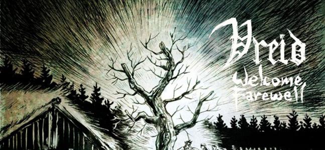 VREID Welcome Farewell slide - Vreid - Welcome Farewell (Album review)