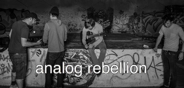 analog slide - Interview - Daniel Hunter of Analog Rebellion