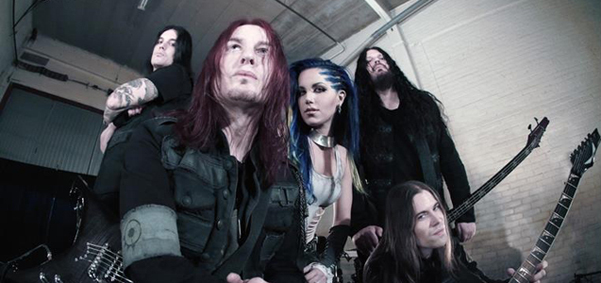"""arch enemy promo edited 1 - Arch Enemy unleash new video for """"You Will Know My Name"""""""