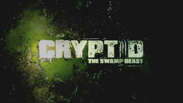 """crypti - History Announces Brand New Series """"Cryptid: The Swamp Beast"""""""