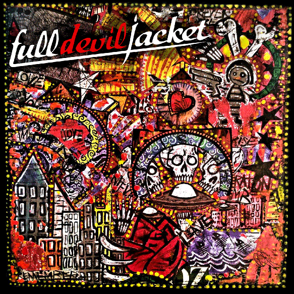 fdj cover - Full Devil Jacket - Valley of Bones (Album Review)