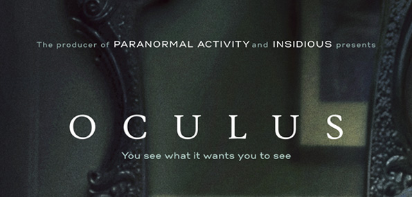 ouclus slide - Experience the trailer for new horror film 'Oculus'