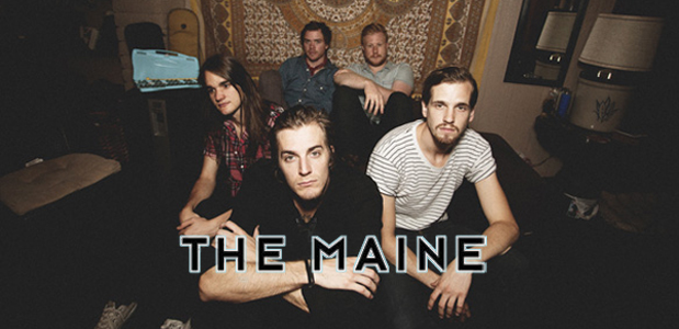 the maine slide - Interview - John O'Callaghan and Kennedy Brock of The Maine