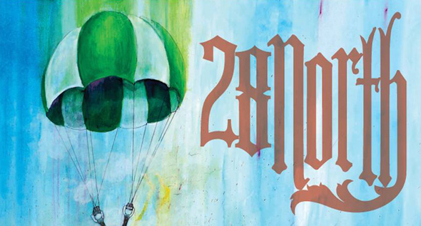 28 north album cover slide - 28 North - World on Fire (Album review)
