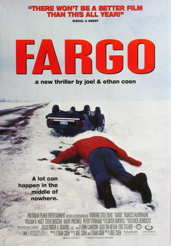 Fargo Poster - Interview - Paul Waggoner of Between the Buried and Me
