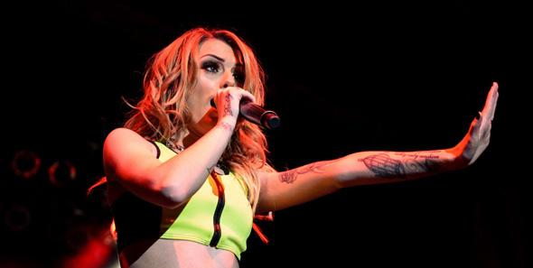 cher slide new - Cher Lloyd Brings Magic to The Paramount Huntington, NY 4-6-14