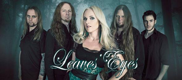 leaves eyes slide 4 - Interview - Liv Kristine of Leaves' Eyes