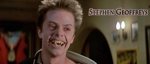 stephen brand new slide - Interview - Stephen Geoffreys