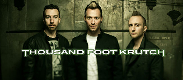 Interview - Trevor McNevan of Thousand Foot Krutch - Cryptic