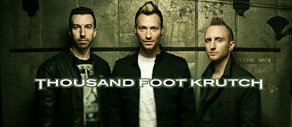 thousand foot slide 2 - Interview - Trevor McNevan of Thousand Foot Krutch