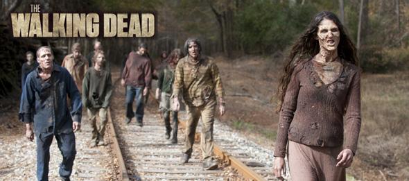 Walkers - The Walking Dead _ Season 4, Episode 16 - Photo Credit: Gene Page/AMC