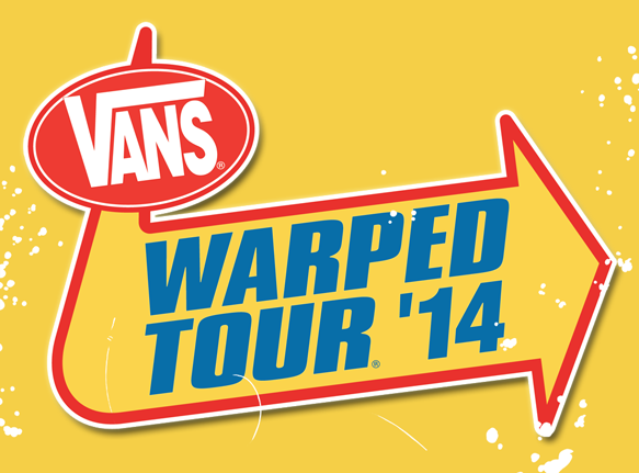 1 8 Warped Tour1 edited 1 - Interview - Hunter Thomsen and Coley O'Toole of We The Kings