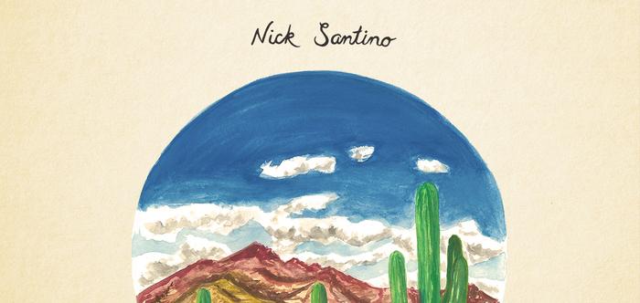 NickSantino BigSkies slide edited 1 - Nick Santino - Big Skies (Album review)